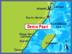 Desire Pearl Map