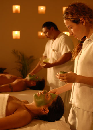 Spa Services at Desire Resort